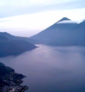Volcano Atitlan