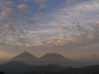 The Volcanoes Of Lake Atitlan