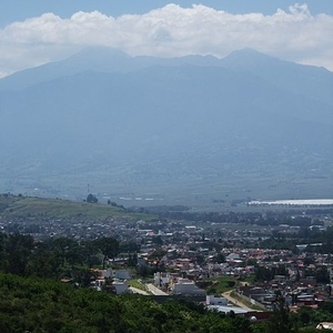 Volcano In Zapotlan El Grande