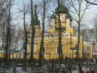 Volkovo Cemetery