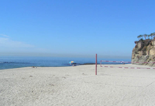 Volleyball At Victoria Beach