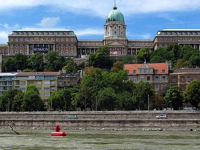 Volt Királyi Palota, Budapest