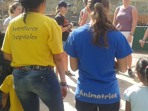 Volunteering Abroad Photos
