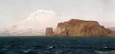 Vulkan Beerenberg Jan Mayen Island