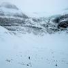 Vulture Glacier Montana USA