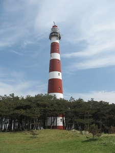 Lighthouse Near Hollum
