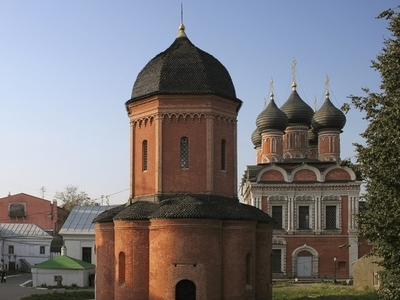 The Katholikon (Main Church)
