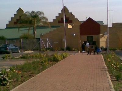 Vaalbank  Magistrate  Court