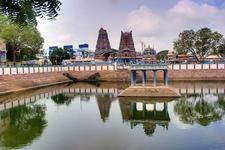 Vadapalani Murugan Temple Tank