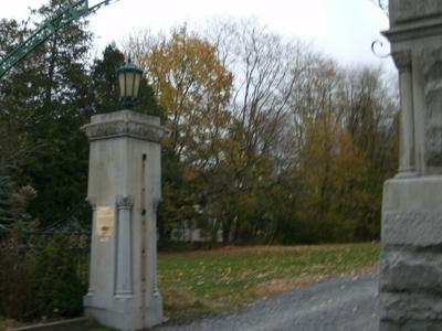 Vale  Park  Entrance