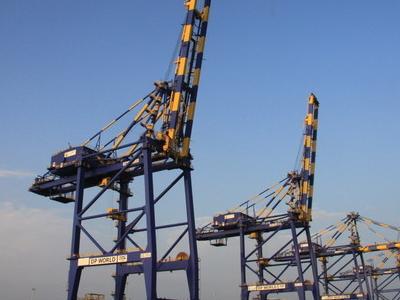 Vallarpadam  Container  Terminal