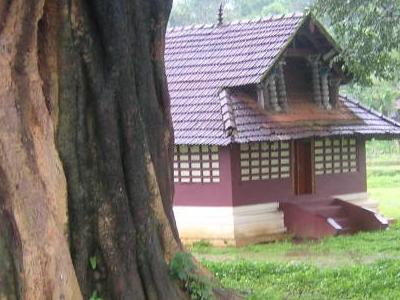 Valliyoorkkavu Temple At Mananthavady