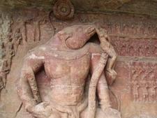 Vishnu As Varaha In Cave 5