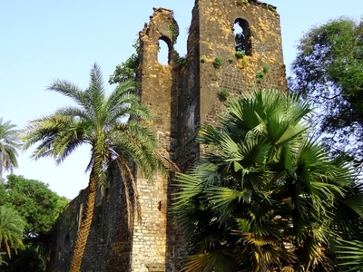 Vasai Fort Facade