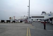 Airside Of International Terminal