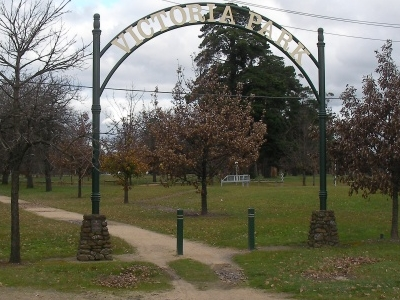 Victoria Park Newington