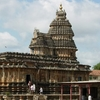 Vidyashankara Temple At Sringeri