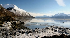 Beluga Point From Chugach State Park
