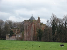 Castle View From Velserenderlaan