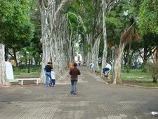 Campo Belos Main Square
