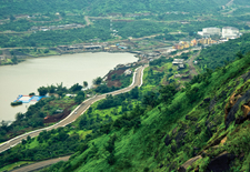 View Of Lavasa Hills