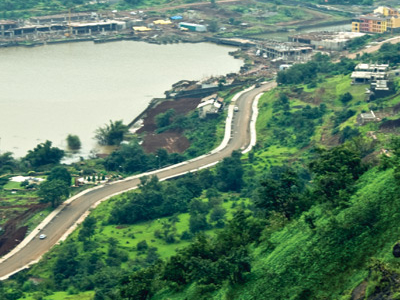 View Of Lavasa Hills