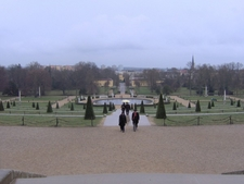 View Of The Gardens Of Sanssouci