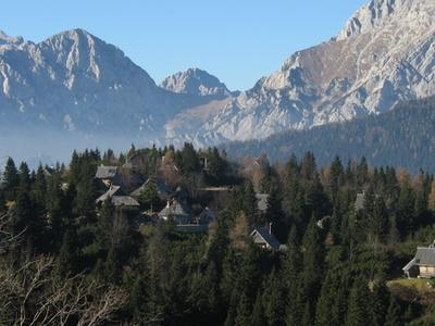 Kamnik Savinja Alps