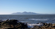 View Of The Mournes