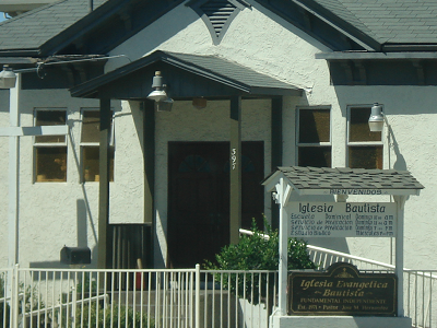 Iglesia Evangélica Bautista