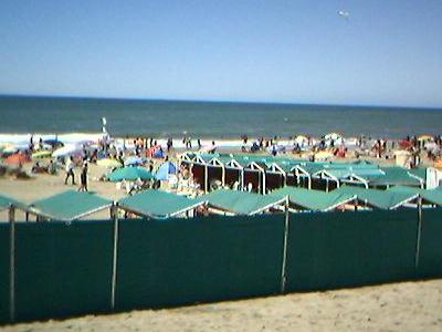 A Villa Gesell Beach