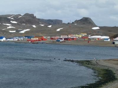 Villa   Las   Estrellas   Antarctica