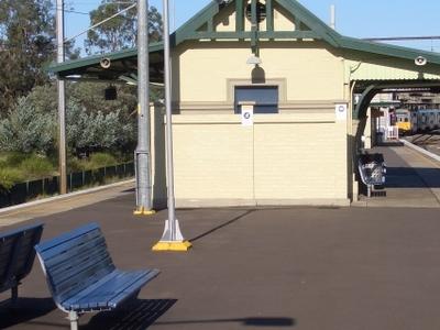 Villawood  Railway  Station