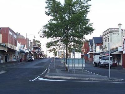 Vincent  Street  Daylesford