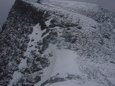 Vinjeronden With Snow