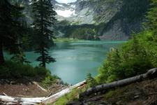 Virgin Lake Blanca Lake