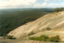 Vista From The Top Of Bald Rock