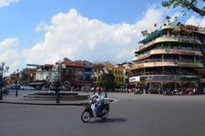 View Of Dai Phun Nuoc Old Quarter