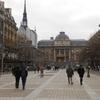 Visitors At Palais De Justice