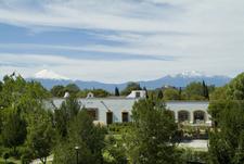 Popocatépetl And Iztaccíhuatl As Seen From The UDLAP Campus