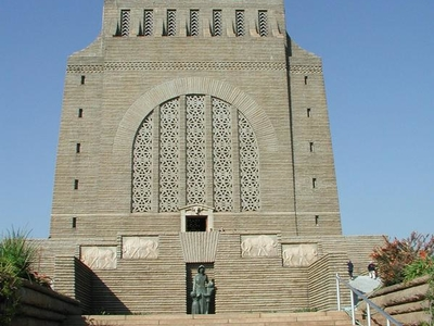The Monument From The Front