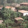 Vue De Bana Au Cameroun