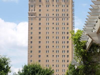 Waco T X  Alico Tower