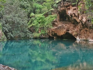 Full Day Wadi Ayun - Salalah Tour