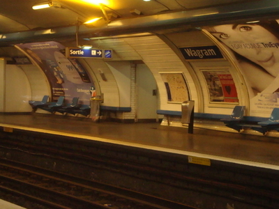 Wagram Station
