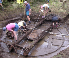 Waitawheta Turntable Excavation