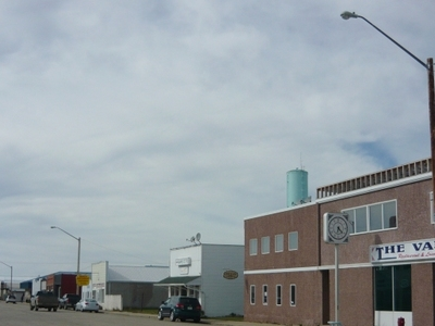 Wakaw  Saskatchewan  Business  District