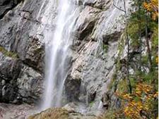 Waldbachstrub Waterfalls