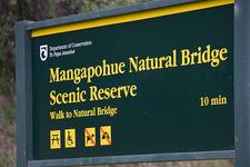 Walk To Mangapohue Natural Bridge