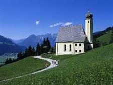Wallfahrtskapelle Hart Im Zillertal Austria